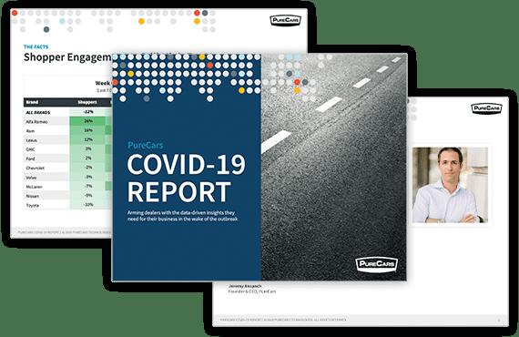 PureCars COVID-19 Report - Version 1.