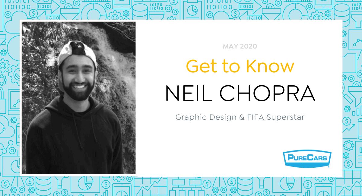PureCars Spotlight: Get to Know Neil Chopra -
