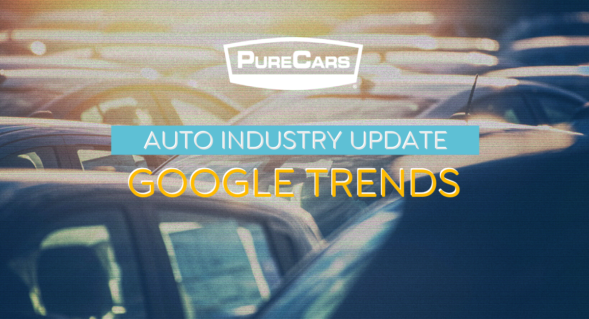 Google Trends Update: Top Insights for Auto Dealers Right Now -