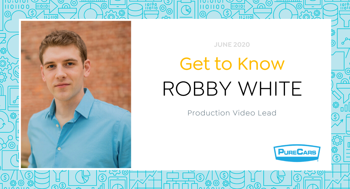 PureCars Spotlight: Get to Know Robby White -