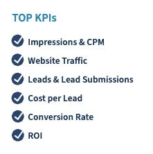 O'Brien Auto Group KPIs.